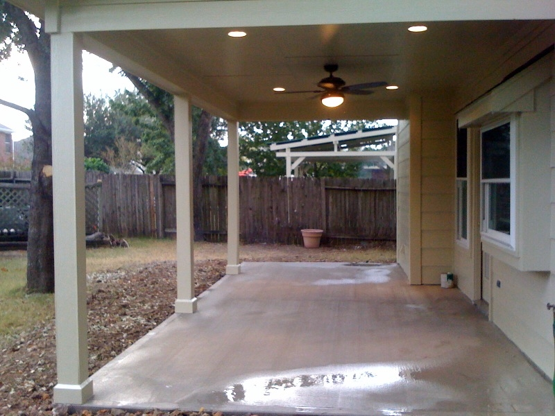 Patios and Outdoor Living Spac